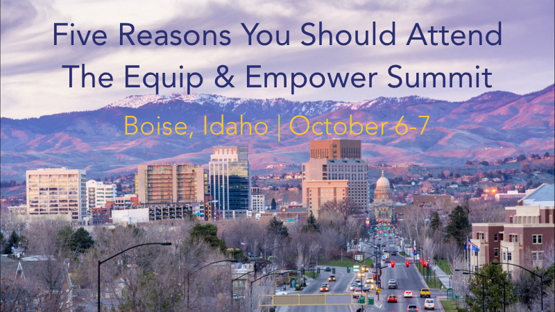 Equip & Empower Summit For The Captioner